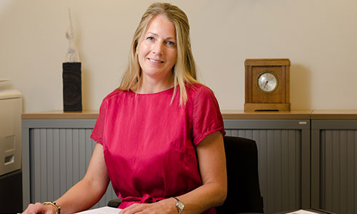 Marjolein Hulshof - Financieel planner